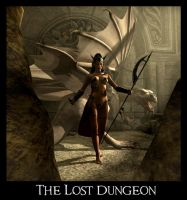 The Lost Dungeon by RainfeatherPearl