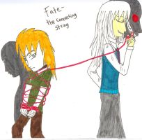 Fate the Connecting String by QweXTheXEccentric