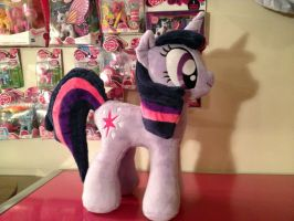 * The New Twilight Sparkle * by Yunalicia