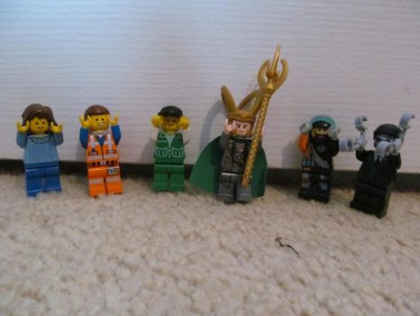 Adventures of Lego Loki 16: Everything is Awesome! by crystal-of-ix