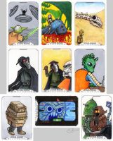 Star Wars Masterworks - RotS + ANH by Monster-Man-08