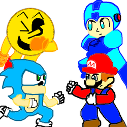Smash Mascots (Better quality) by the-slinky-kid