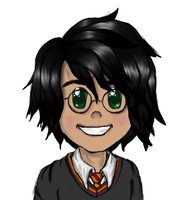 Harry Potter by PlanetShannzzz