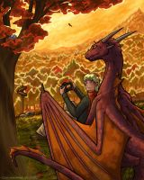 Viewing the Fall Colors by Chromamancer