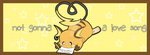 not gonna raichu a love song by Megami-Yaiba