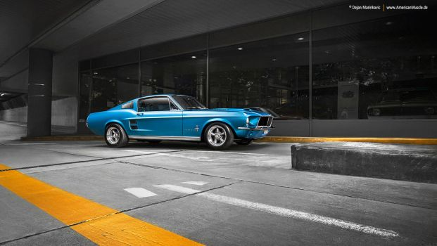 1967 Fastback - Shot 6 by AmericanMuscle