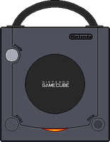 Nintendo Gamecube [Top] by BLUEamnesiac