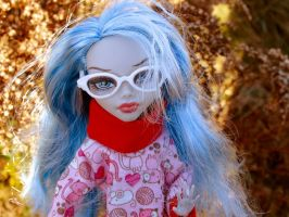 Ghoulia autumn sunlight by sataikasia