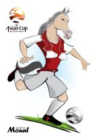 AFC MASCOT 2011 by esdesign