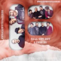 Pack PNG 184: Fall Out Boy by SwearPhotopacksHQ