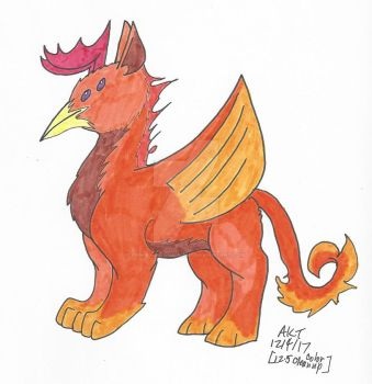 Gryphon2018 by Paws-for-a-Moment