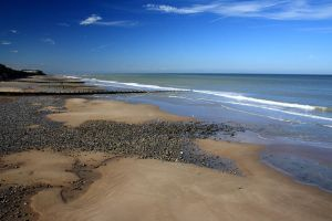 Cromer Beach by BlonderMoment