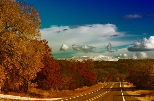 South Bound 35 by colortymephoto