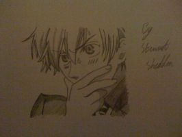 tamaki from Ouran Host Club by captonstu