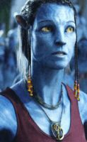 Avatar Grace Augustine morph by mesm90