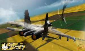 VFA-42 Bloodhounds -Su-33- by Panzerfire