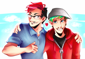 septiplier? by Arkeresia