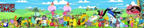 EVERYONE BURRITO - ADVENTURE TIME preview by mlvnsnmgl