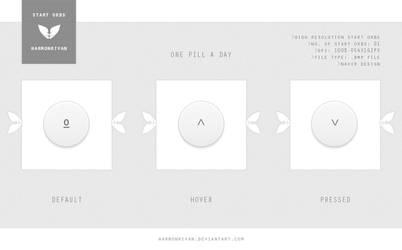 One Pill A Day by HarmonRivan