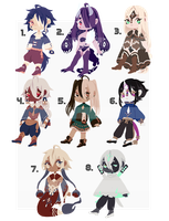 [flatsale reduced] more cheebs [CLOSED!] by suyumona-adopts
