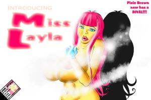 Introducing Miss Layla (Cencored) by Flo-Jitz