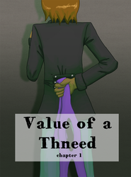 Value of a Thneed Ch. 1 Cover by forgotten-light