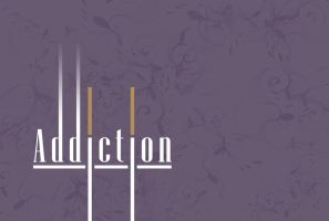 Addiction Logo by theOZmosis