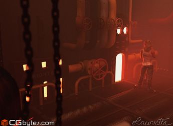 The Boiler Room by Louvette