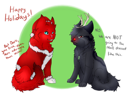 Merry Christmas 2.0 by Rivers-Of-Red