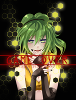 Sonika: GAME OVER by hen-tie