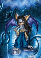 Rave the Bat by Psychograve