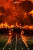 Highway to Hell by lVlorf3us