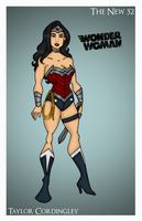 Wonder Woman - The New 52 by Femmes-Fatales
