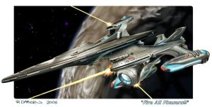 Fire all Phasers by Lonesome--Crow