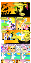 Bug Hunt Comic by PixelKitties