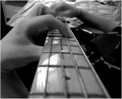Playing Bass 2 by BeTtEr-Of-TwO-EvilZ