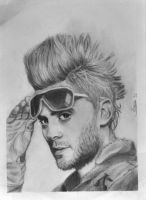 Jared Leto by Yazzeh-Superfreak