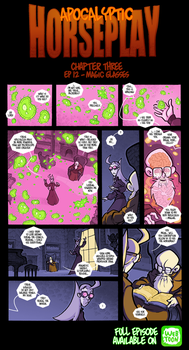 Apocalyptic Horseplay - CH3 Ep12 by Boredman
