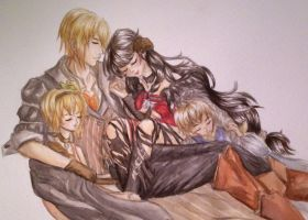 Family shipping - Tales of Berseria by May-May-Meow