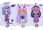 Cheap Sketch Adopts Batch 2 (closed, thanks :3) by Super-Gabou