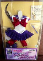 Sailor Saturn Azone Outfit - SOLD by onsenmochi
