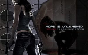 Wallpaper - Hope is Unleashed by triggerhappy039