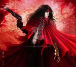 Vincent Valentine by K-Koji