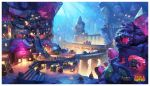 Trollhunters (Dreamworks) - Establishing by djahal