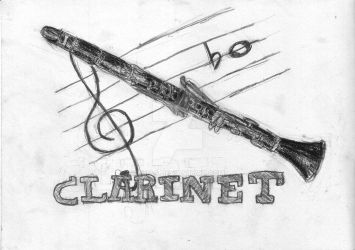 Clarinet by Suiag