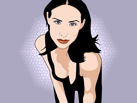 Claire Forlani Wallpaper by emucoupons