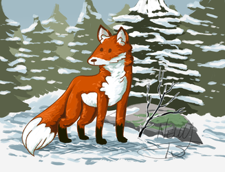 Fox by NellyOnly