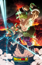 Dragon ball Super Broly: Mightiest VS Mightiest