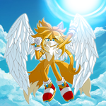 TGA - Miles Angel Form by SilverAlchemist09