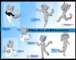 The Art of Prancery by Void-Shark